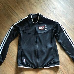 Miami Heat Zip Up Jacket